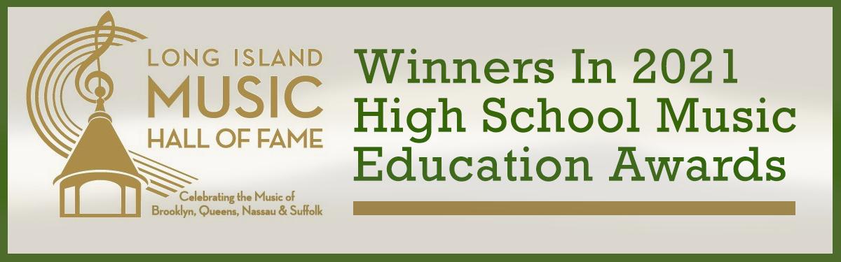 12 LI Schools Winners In 2021 High School Music Education Awards