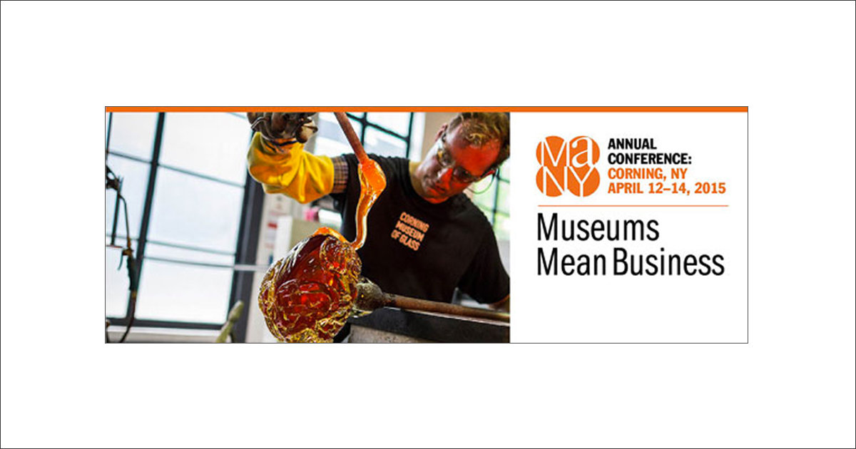 """The Long Island Music Hall of Fame Receives Grant Funding to Attend """"Museums Mean Business"""" Conference"""