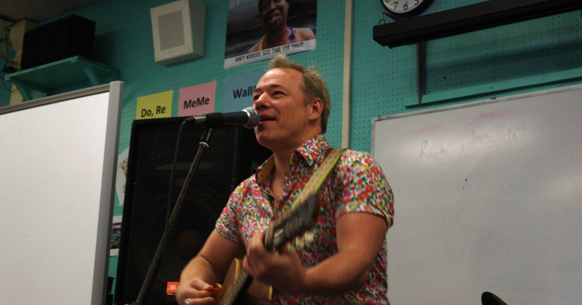 Grammy-Nominated Brady Rymer Performs Concert Presented by the Long Island Music Hall of Fame – Story by Ian Goodman