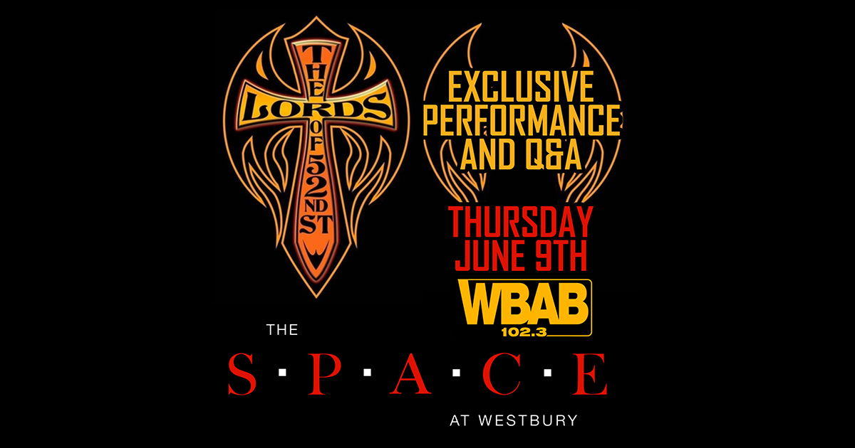 WBAB and the Long Island Music Hall of Fame at a Q&A Session with the Lords of 52nd Street