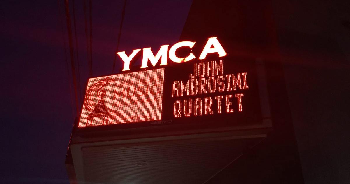 Review – John Ambrosini Quartet presented by the LI Music Hall of Fame
