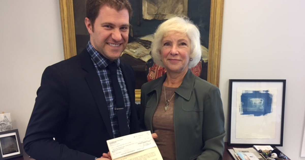 Long Island Music Hall of Fame Receives Grant from  The Robert D.L. Gardiner Foundation