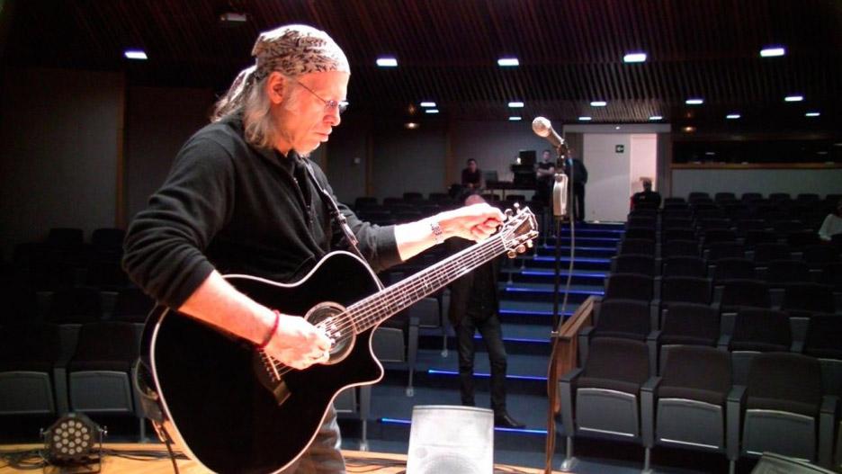 Long Island Music Legends, Elliott Murphy and Garland Jeffreys, on Tom Needham's The Sounds of Film