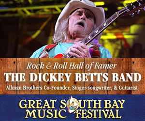 Great South Bay Music Festival - Banner Ad