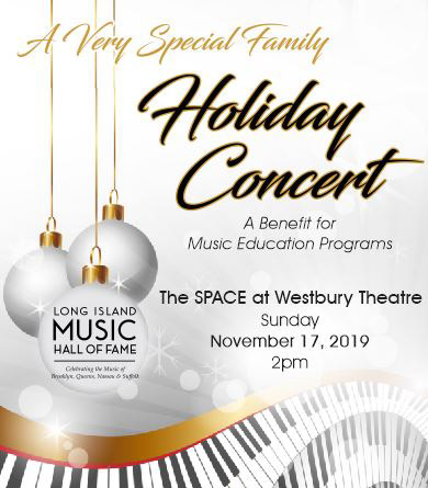 019 Holiday Concert on November 17th