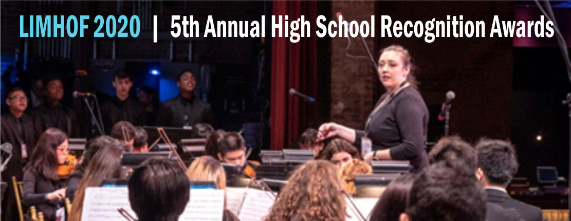 5th Annual High School Recognition Awards applications for 2020 have been posted and are due March 20th