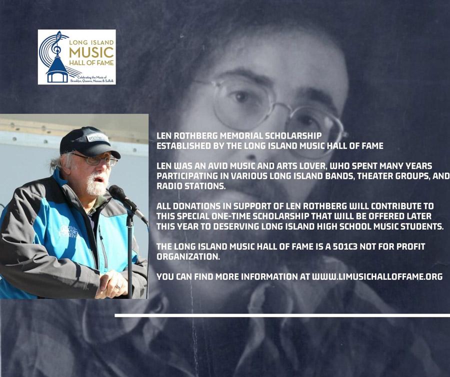 Len Rothberg Memorial Scholarship