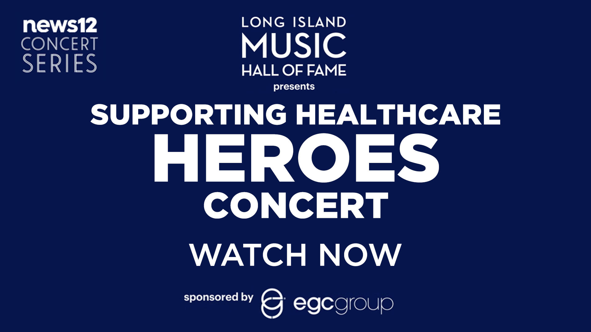 Watch Online: Supporting Healthcare Heroes