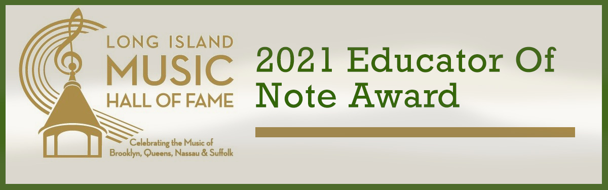 """The Nominations for the """"2021 Educator of Note"""" are Now Open"""
